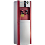 Кулер для воды Aqua Work 16-LD/EN-ST серебро/красн