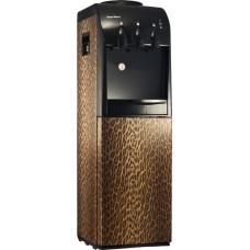 Кулер для воды Кожа леопарда на заказ (с холодильником)
