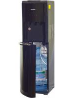 Кулер для воды Aqua Work 1243 черный на заказ (нижняя загрузка)