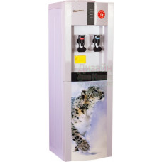 Кулер для воды Aqua Work 16-LD/EN Снежный барс на заказ