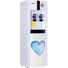 Кулер для воды Aqua Work 16-L/EN Брызги Сердце