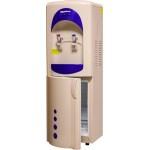 Кулер для воды Aqua Work 28-L-B/B бежево-синий (с холодильником)