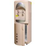 Кулер для воды Aqua Work 28-L-B/B бежевый-серебро (с холодильником)