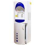 Кулер для воды Aqua Work 28-L-B/B бело-синий (с холодильником)