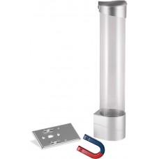 Стаканодержатель Aqua Work магнитный серебро