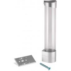 Стаканодержатель Aqua Work на шурупах серебро