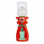Детский кулер для воды Мышка оранжевая с бирюзовым - АкваНяня