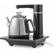 Чайный столик с помпой Vatten DL505-NFT черный