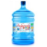 Вода питьевая «Эльбрусинка детская»