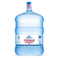 Вода питьевая «Горная вершина»