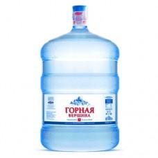 Доставка воды питьевой «Горная вершина» в Нижнем Новгороде