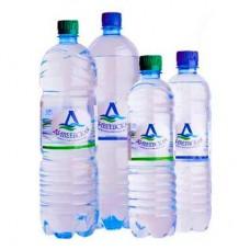 Вода питьевая «Дивеевская» газ 0.6 л. (упаковка/6 шт.)